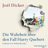 Die Wahrheit über den Fall Harry Quebert, 3 MP3-CDs