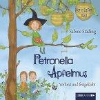 Verhext und festgeklebt / Petronella Apfelmus Bd.1 (MP3-Download)