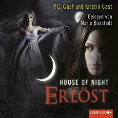 Erlöst / House of Night Bd.12 (MP3-Download) - Cast, P.C.; Cast, Kristin