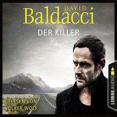 Der Killer / Will Robie Bd.1 (MP3-Download) - Baldacci, David