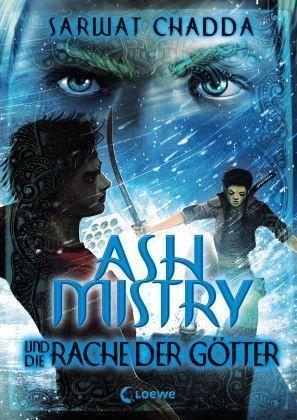 Buch-Reihe Ash Mistry von Sarwat Chadda