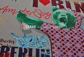 Liebe. Street Art in Berlin