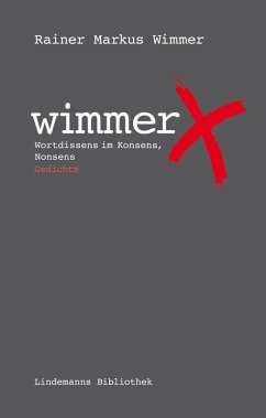 Wimmericks (eBook, PDF) - Wimmer, Rainer Markus