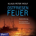 Ostfriesenfeuer / Ann Kathrin Klaasen ermittelt Bd.8 (MP3-Download)