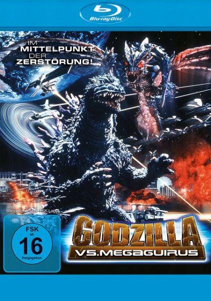 Godzilla vs Megagirus Spielzeug