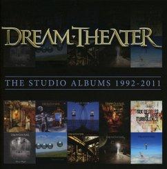 The Studio Albums 1992-2011 - Dream Theater