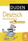 Deutsch in 15 Minuten - Rechtschreibung 4. Klasse (eBook, PDF)