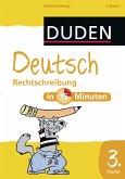 Deutsch in 15 Minuten - Rechtschreibung 3. Klasse (eBook, PDF)