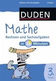 Mathe in 15 Minuten - Rechnen und Sachaufgaben 3. Klasse (eBook, PDF)