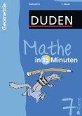 Mathe in 15 Minuten - Geometrie 7. Klasse (eBook, PDF)