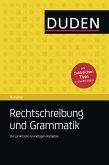 Duden Ratgeber Rechtschreibung und Grammatik. (eBook, PDF)