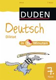 Deutsch in 15 Minuten - Diktat 7. Klasse (eBook, PDF)