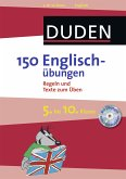 150 Englischübungen 5. bis 10. Klasse (eBook, PDF)