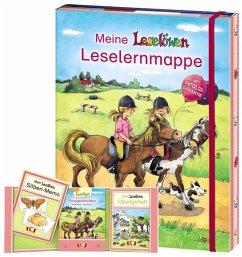 Meine Leselöwen-Leselernmappe (Pony)