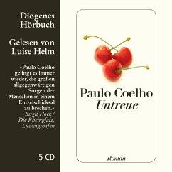 Untreue, 5 Audio-CDs - Coelho, Paulo