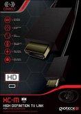 GIOTECK XC-M - Micro-USB zu HDMI Kabel (MIcro-USB -> HDMI)