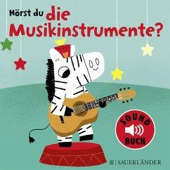 Hörst du die Musikinstrumente? - Billet, Marion