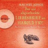 Der nie abgeschickte Liebesbrief an Harold Fry, 6 Audio-CDs