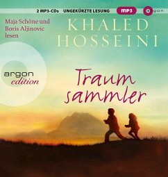 Traumsammler, 2 MP3-CDs - Hosseini, Khaled