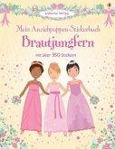 Mein Anziehpuppen-Stickerbuch: Brautjungfern