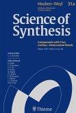 Science of Synthesis: Houben-Weyl Methods of Molecular Transformations Vol. 31a (eBook, PDF)