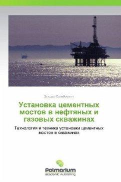 9783847394235 - Suleymanov El'dar: Ustanovka Tsementnykh Mostov V Neftyanykh I Gazovykh Skvazhinakh - Book