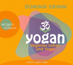 Yogan, 2 Audio-CDs - Grimm, Dominik