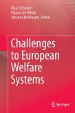 Challenges to European Welfare Systems