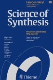 Science of Synthesis: Houben-Weyl Methods of Molecular Transformations Vol. 10 (eBook, ePUB)