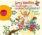 Von Tropenvögeln und königlichen Unterhosen / Sunny Valentine Bd.1 (3 Audio-CDs)