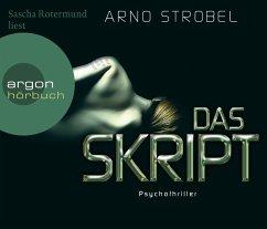 Das Skript (Hörbestseller, 6 Audio-CDs) - Strobel, Arno