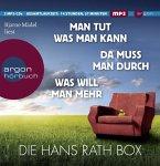 Die Hans Rath Box, 3 MP3-CD