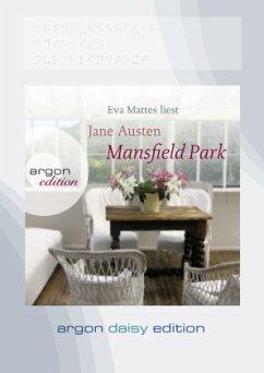Mansfield Park, 1 MP3-CD (DAISY Edition) - Austen, Jane