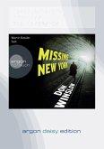 Missing New York / Frank Decker Bd.1 (DAISY Edition, 1 MP3-CD)