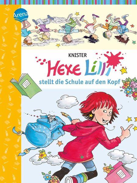 Buch-Reihe Hexe Lilli von Knister