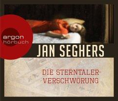 Die Sterntaler-Verschwörung / Kommissar Marthaler Bd.5 (6 Audio-CDs) - Seghers, Jan
