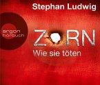 Zorn - Wie sie töten / Hauptkommissar Claudius Zorn Bd.4 (6 Audio-CDs)