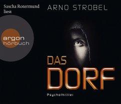 Das Dorf (6 Audio-CDs) - Strobel, Arno