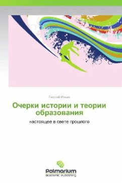 9783847394303 - Il'in Georgiy: Ocherki Istorii I Teorii Obrazovaniya - Book