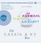 Die Cassia & Ky-Box, 3 MP3-CDs