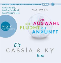 Die Cassia & Ky-Box, 3 MP3-CDs - Condie, Ally