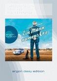 Ein Mann namens Ove, 1 MP3-CD (DAISY Edition)