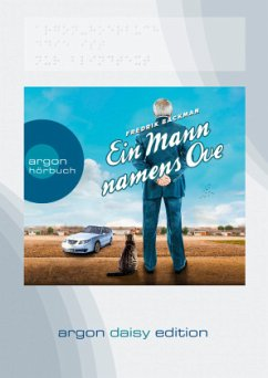 Ein Mann namens Ove, 1 MP3-CD (DAISY Edition) - Backman, Fredrik