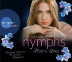 Tödliche Liebe / Nymphs Bd.1.2, 4 Audio-CDs