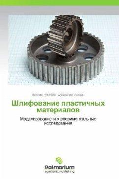 9783847394846 - Khudobin, Leonid Unyanin, Aleksandr: Shlifovanie plastichnykh materialov - Book