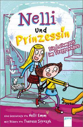 Buch-Reihe Nelli und Prinzessin