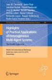 Highlights of Practical Applications of Heterogeneous Multi-Agent Systems - The PAAMS Collection