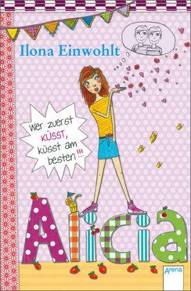 Buch-Reihe Alicia von Ilona Einwohlt