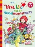 Hexe Lilli und die Gruselmonsterparty / Hexe Lilli Erstleser Bd.16