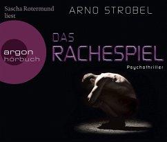 Das Rachespiel, 6 Audio-CDs - Strobel, Arno